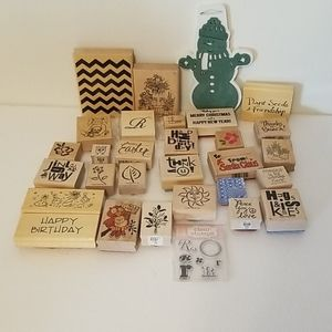30 Assorted New Stamps Bundle